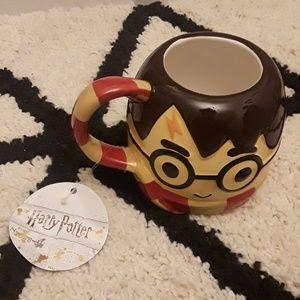 🆕️Harry Potter 3D Figural Mug